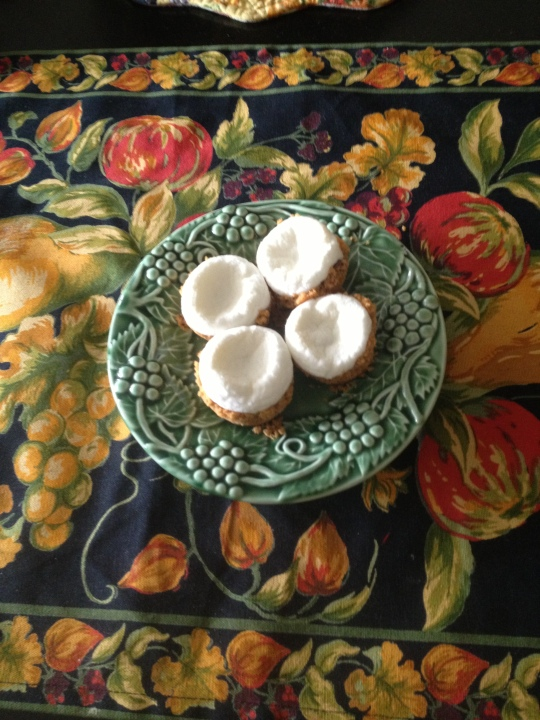 Heavenly Smore Bites