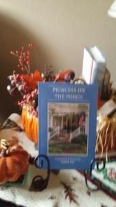 Princess On The Porch