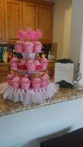 Princess Payton Cupcakes