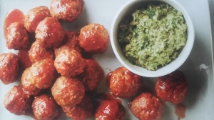 Meatballs With Tapenade